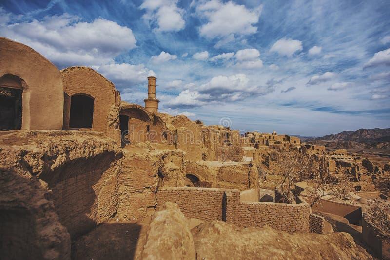Yazd Иран стоковые фотографии rf