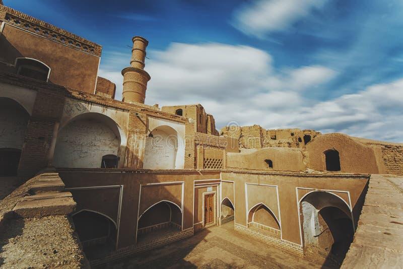 Yazd Иран стоковое фото