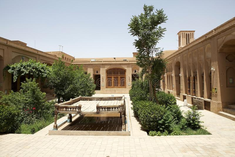 Yazd royalty free stock photography