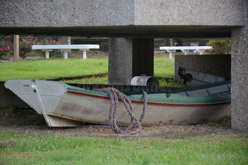Życie łódź fotografia royalty free