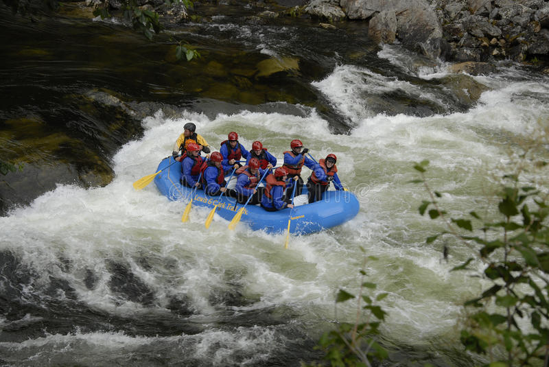 ŻYCIE PRZY usa HIGHAY 12 CELAR wody rzeką I LOCHSA rzeką obraz stock