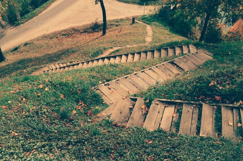 Życie schodki fotografia stock