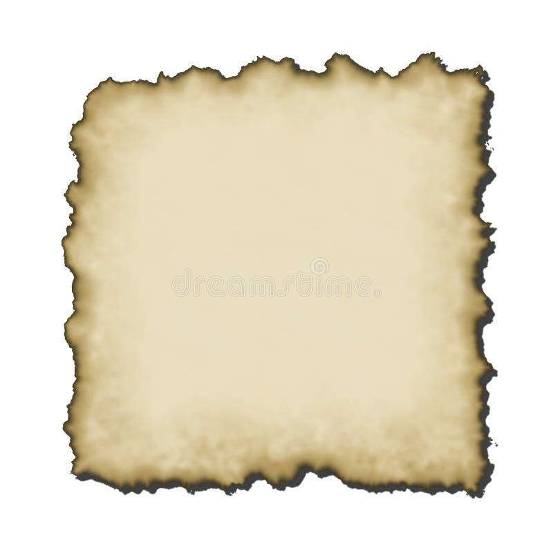 Ye oud teken stock illustratie