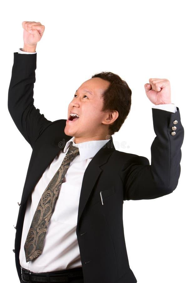 Download Yeah... I'm success stock image. Image of asian, yelling - 6329003