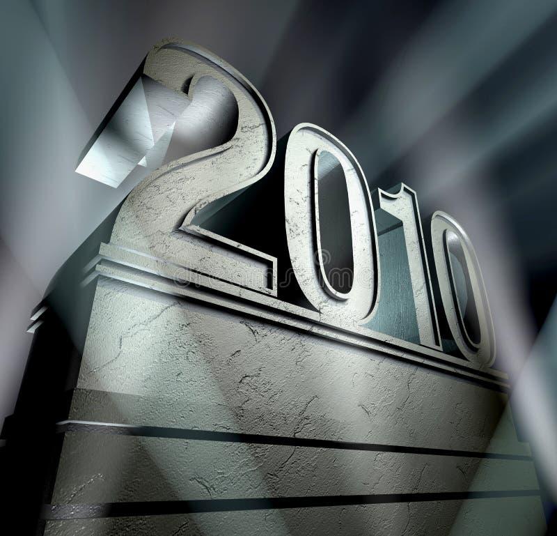 Free Year 2010 Stock Photo - 9156780