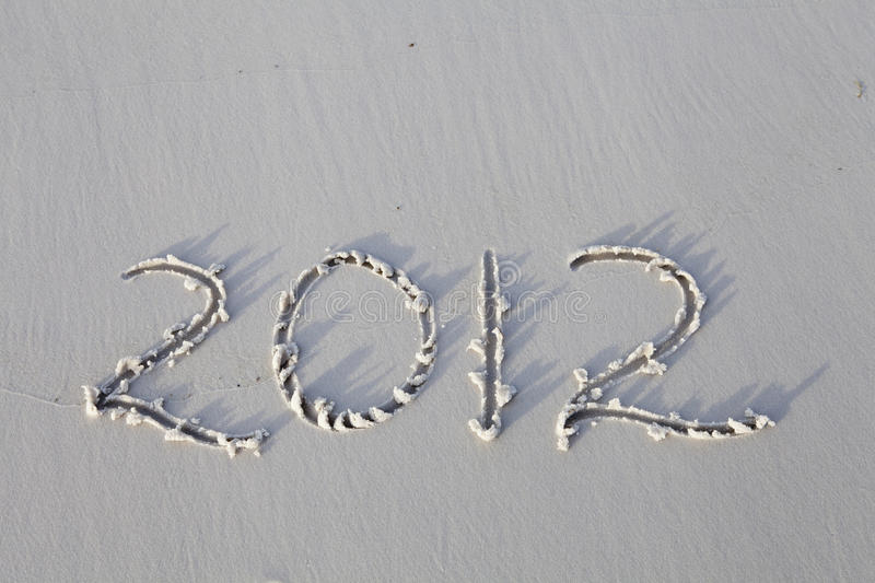 Download Year 2012 stock image. Image of background, number, white - 25286479