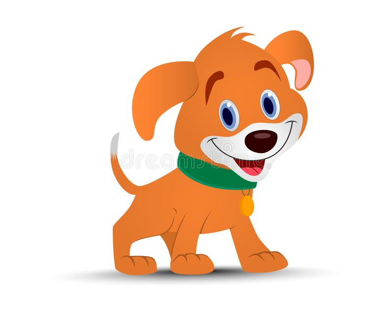 Year of the dog stock illustration
