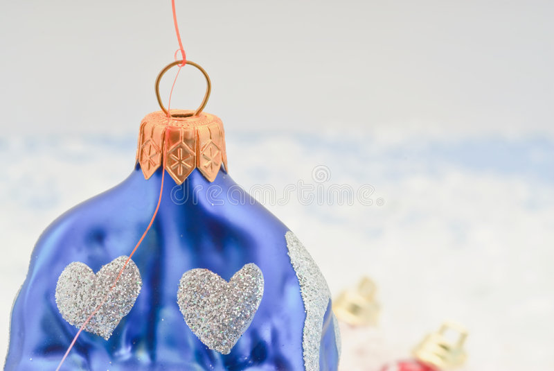 Year's decoration royalty free stock photos