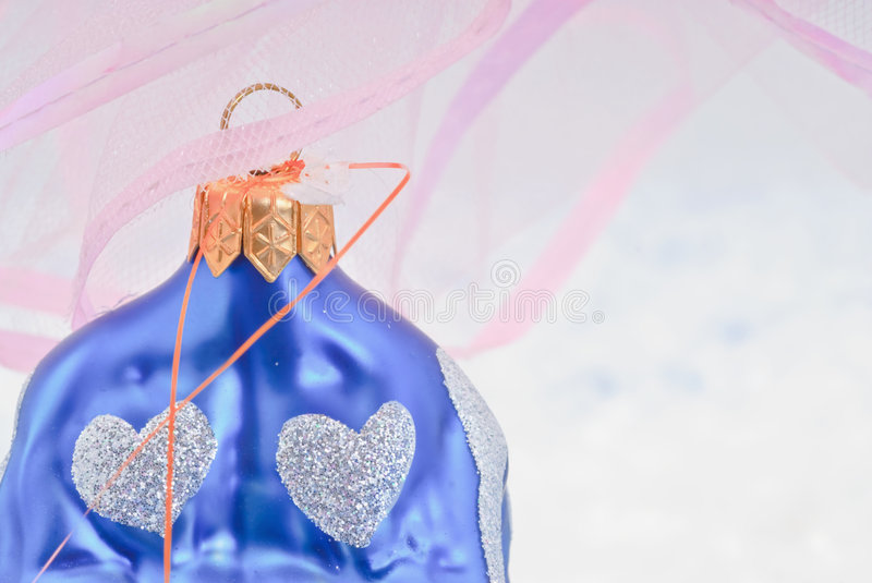 Year's decoration stock photography