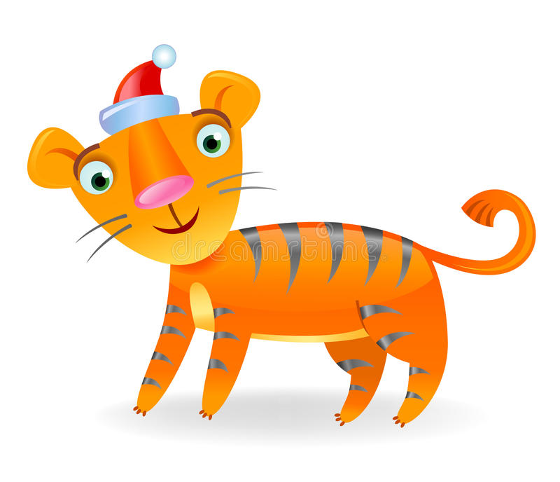 Year Of The Tiger Stock Photos