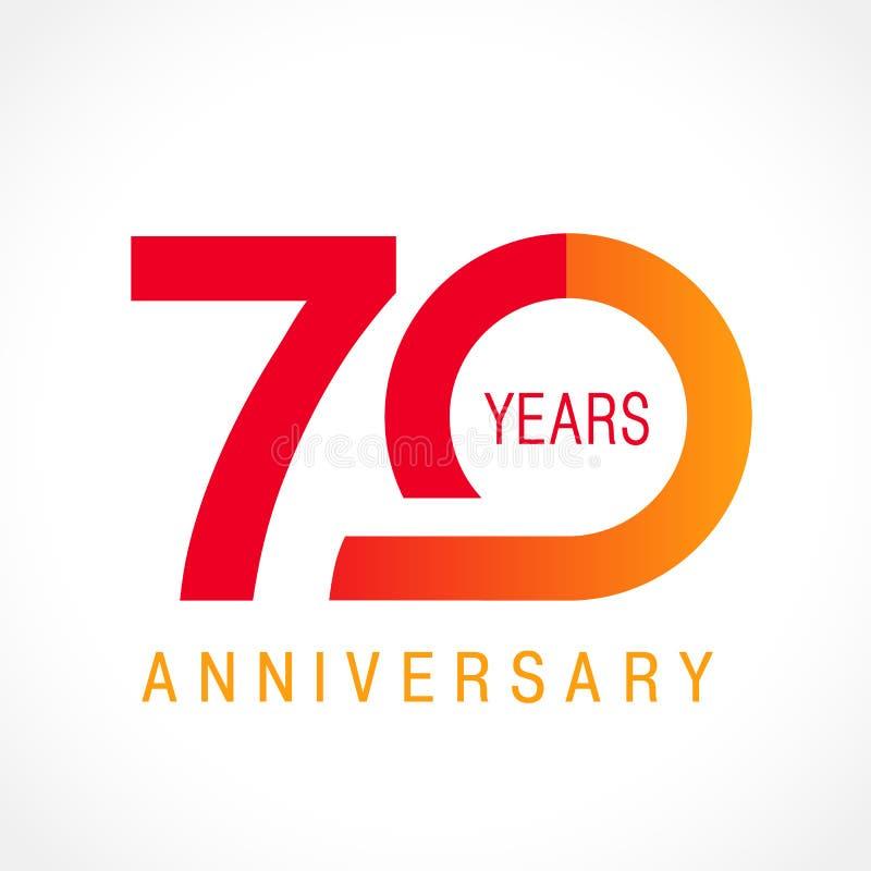 70 years old celebrating classic logo stock vector illustration download 70 years old celebrating classic logo stock vector illustration of icon certificate m4hsunfo