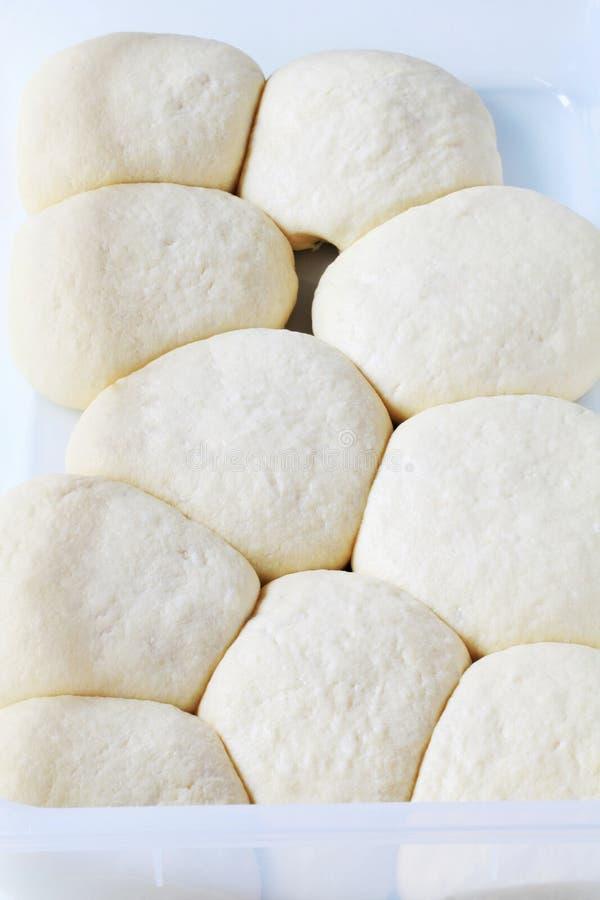 Yeast dough royalty free stock image