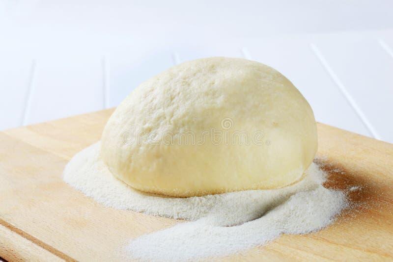 Yeast dough stock photography
