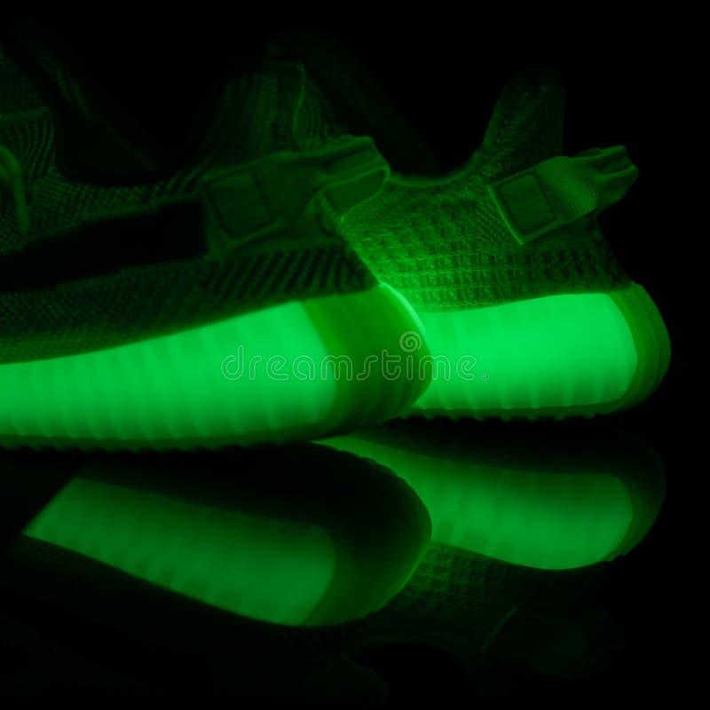 yeezy glow in the dark