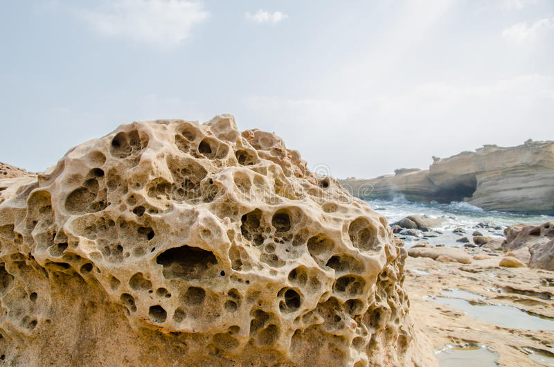 Download Yehliu Geopark Taiwan Royalty Free Stock Photography - Image: 36579607