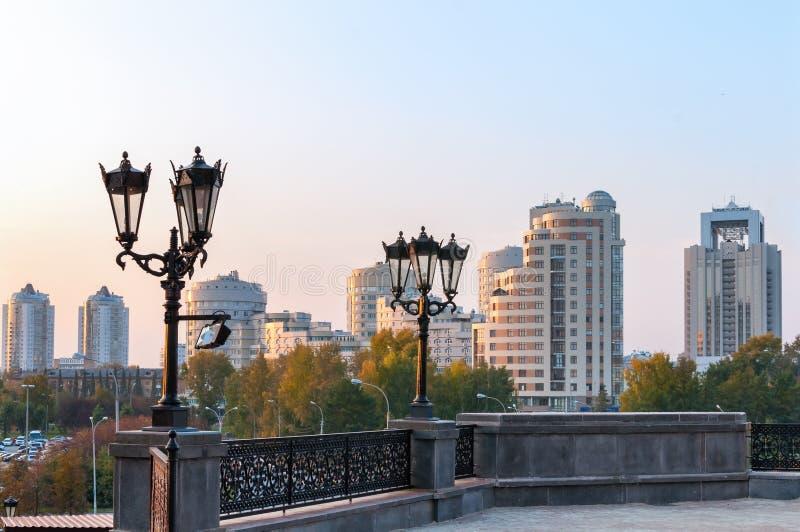 yekaterinburg royalty-vrije stock foto