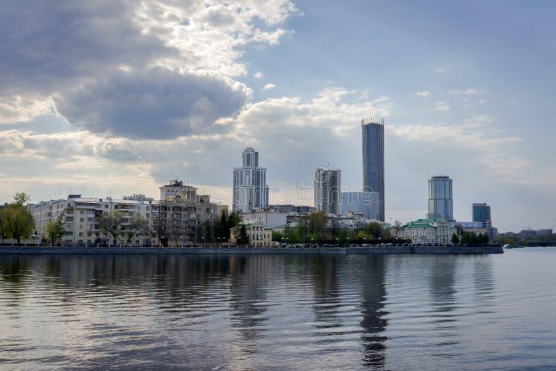 yekaterinburg stock afbeeldingen