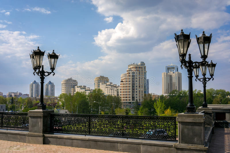 yekaterinburg royalty-vrije stock afbeelding