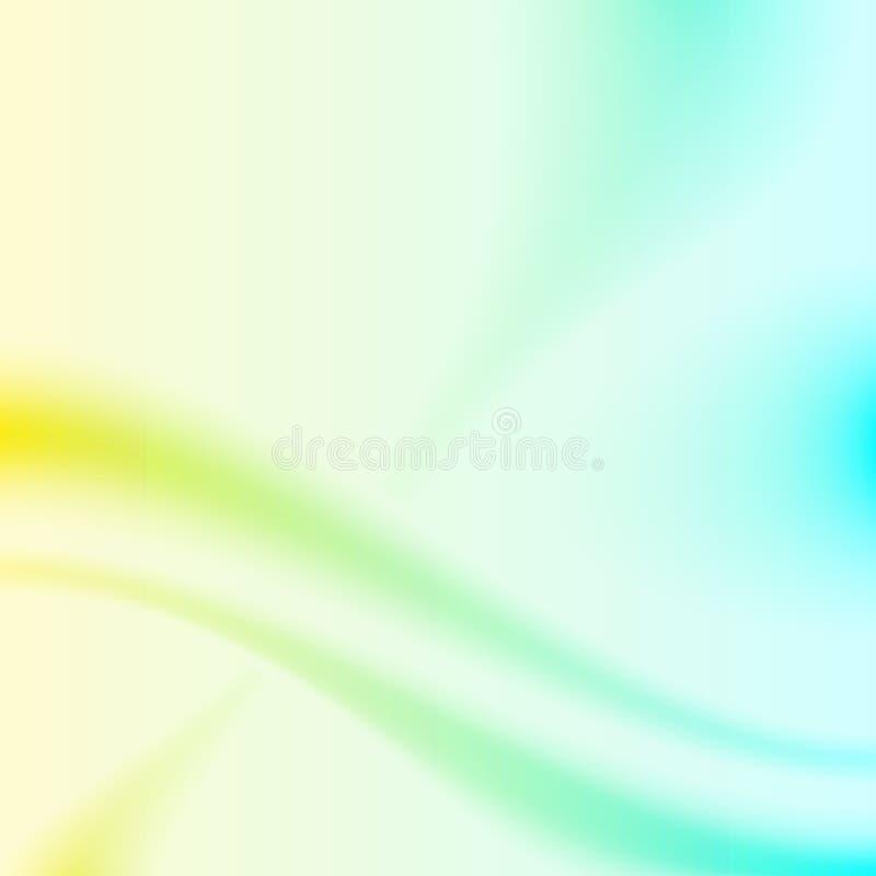 Free Yellow And Cyan Background Stock Photo - 26346630