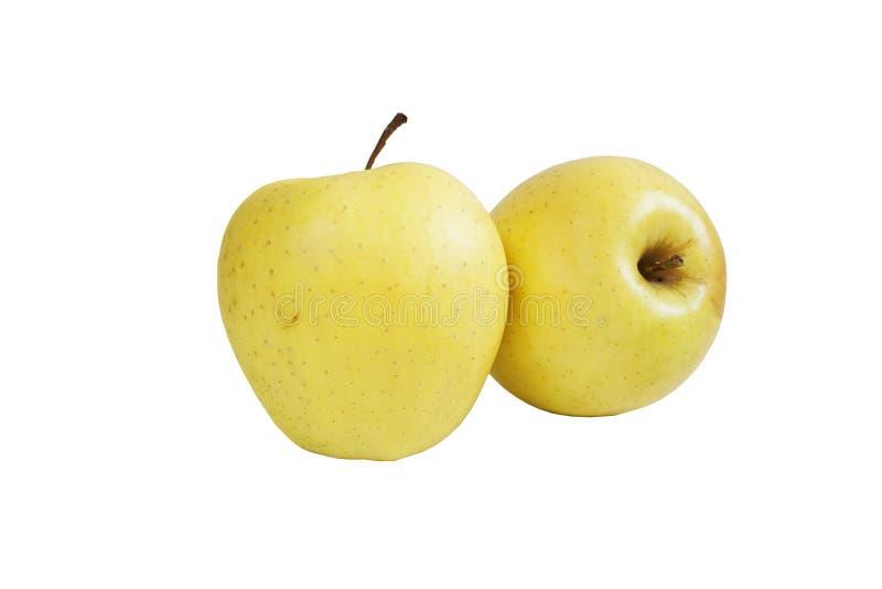 Yellow Apples Stock Image