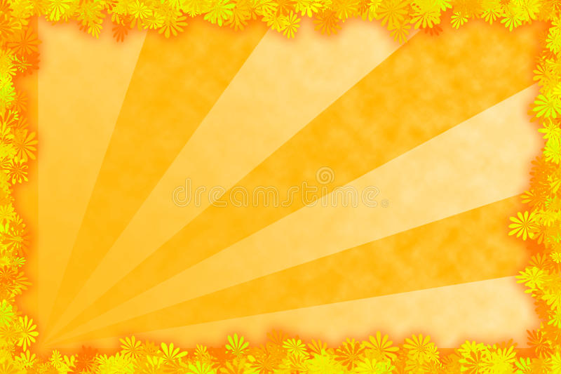 Download Yellow background stock illustration. Image of pattern - 22201381