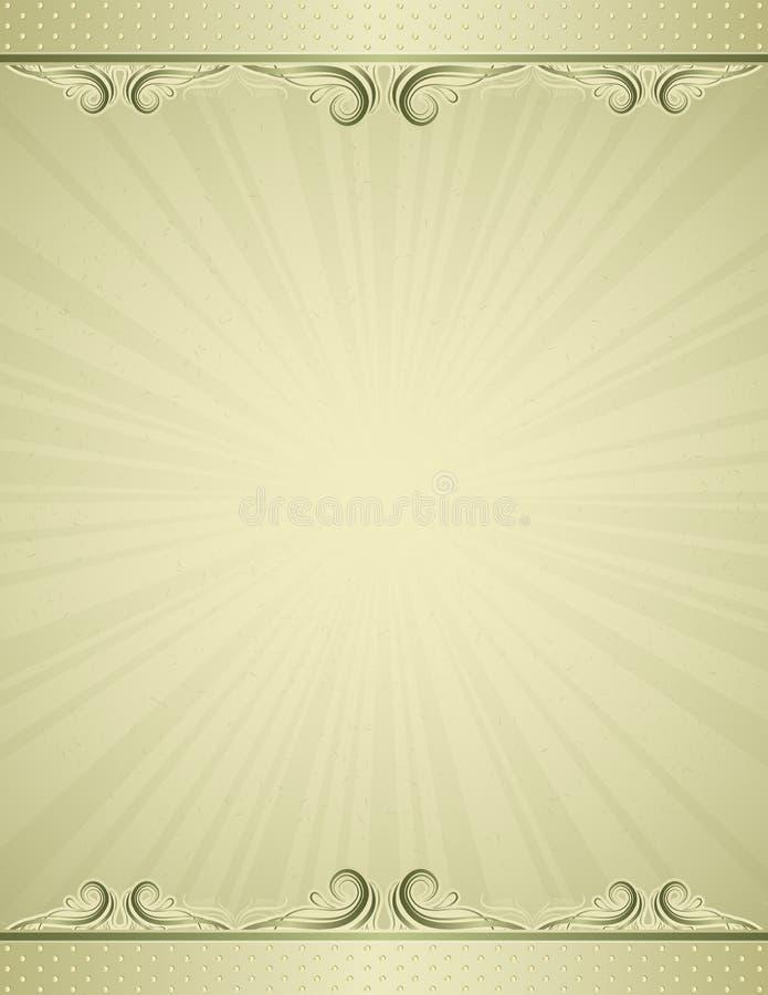 Yellow background, vector vector illustration