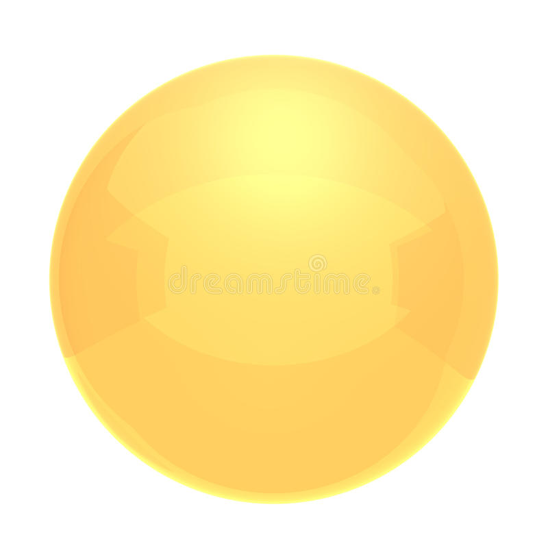 Free Yellow Ball Stock Images - 35246494