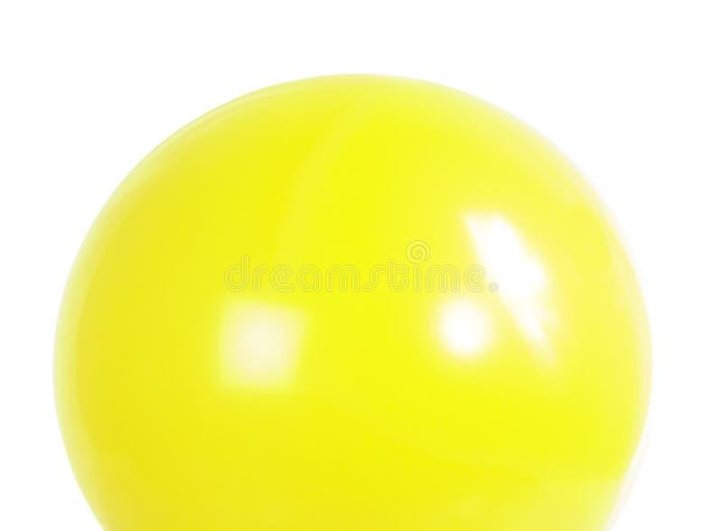 Yellow Baloon Stock Images