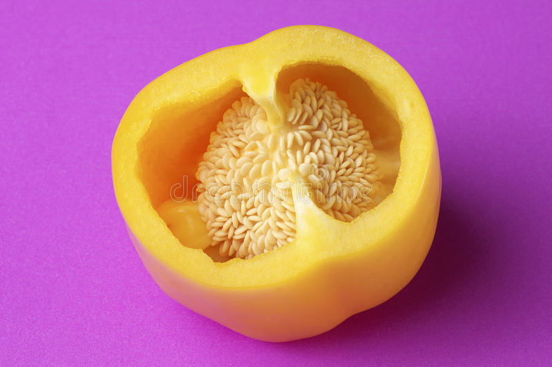 Download Yellow Bell Pepper Royalty Free Stock Photos - Image: 11218378