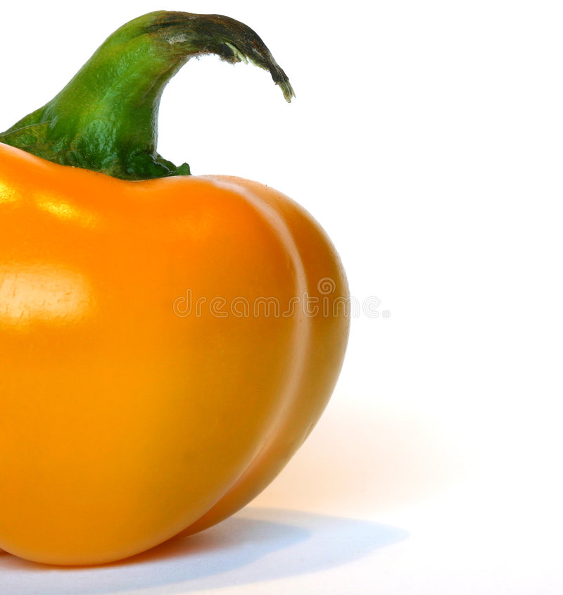 Download Yellow bellpepper stock photo. Image of healthy, health - 190114