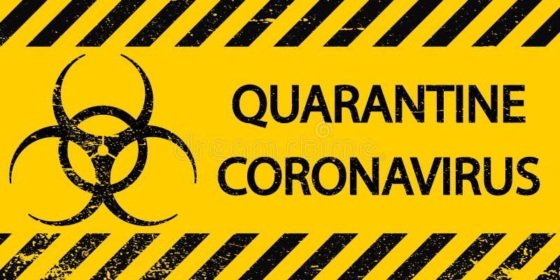 Yellow And Black Stripes, Sign Symbol Quarantine Zone Area ...