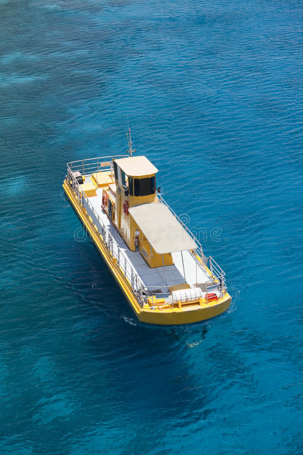 Download Yellow Boat Stock Images - Image: 12284814