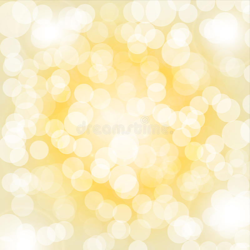 Download Yellow Bokeh Background Stock Images - Image: 27967924