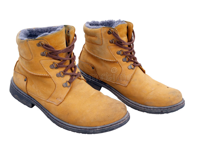Download Yellow boots 2 stock image. Image of natural, bonds, boots - 17990211