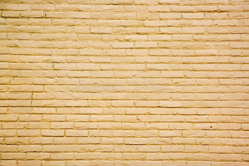 Download Yellow Brick Wall Background Stock Image - Image: 1926307