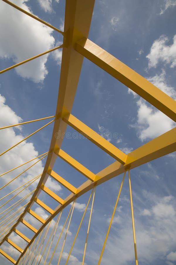 Free Yellow Bridge Royalty Free Stock Photos - 5375298