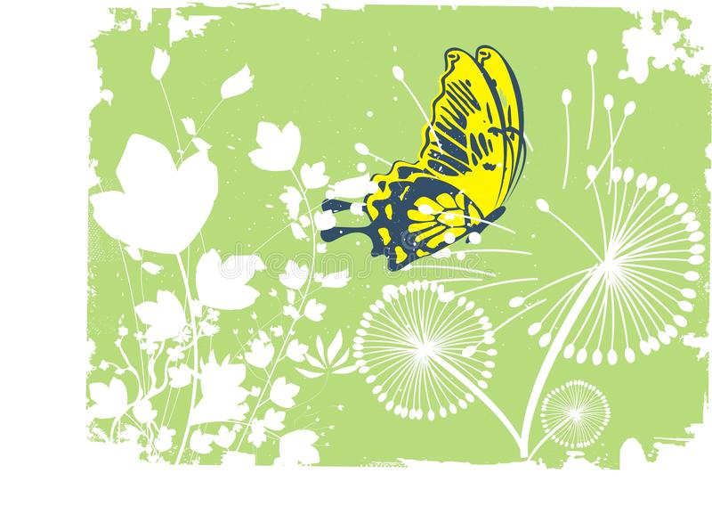 Download Yellow Butterfly Stock Photography - Image: 13359632