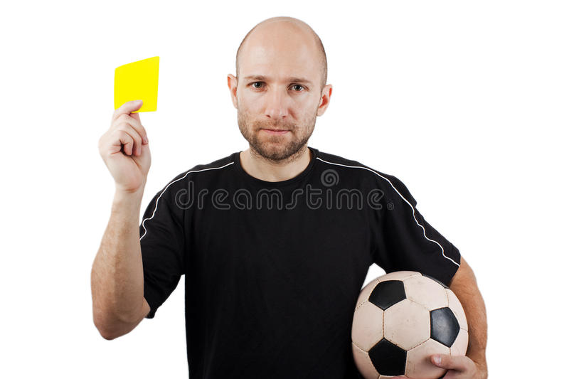 Download Yellow card stock image. Image of hair, gesturing, holding - 11846315