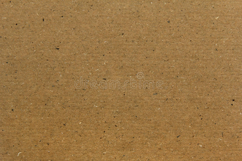 Yellow carton paper texture or background royalty free stock photo