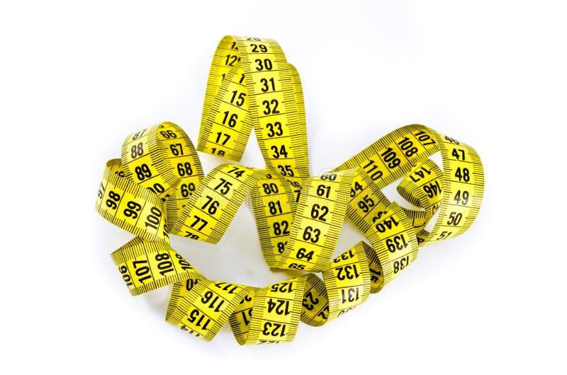 Download Yellow centimeter stock image. Image of gauge, tool, tape - 32823337