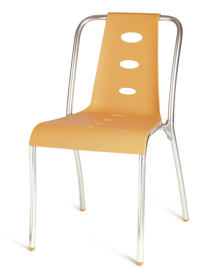 Free Yellow Chair Royalty Free Stock Photo - 10303635