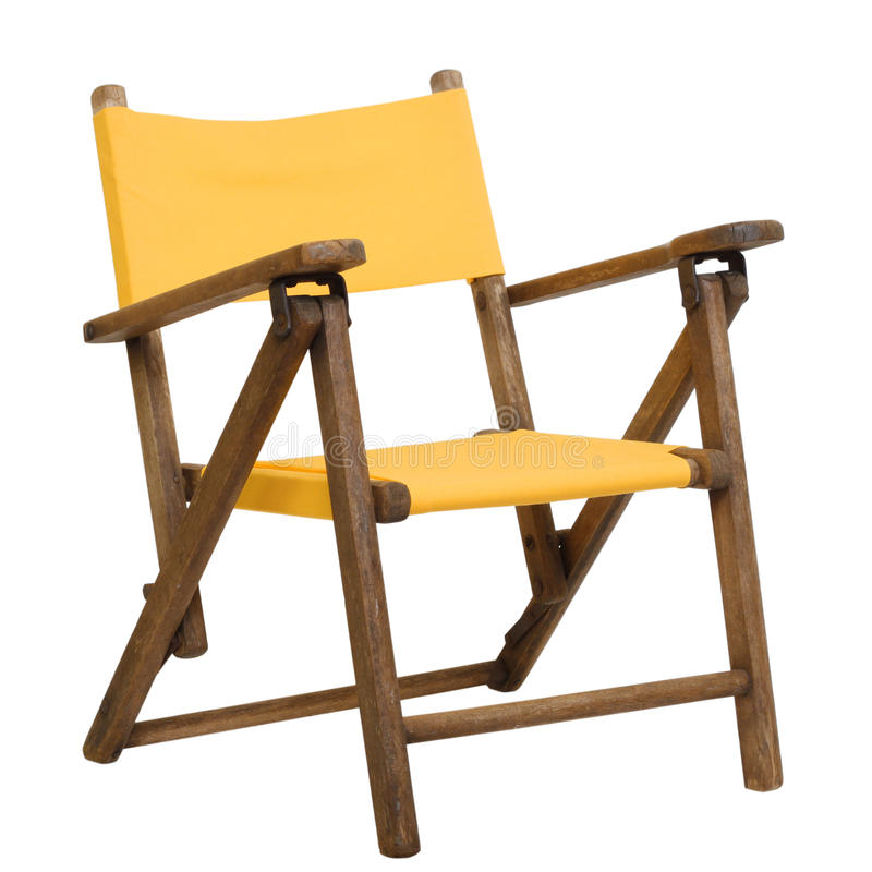 Free Yellow Chair Stock Photography - 22749272