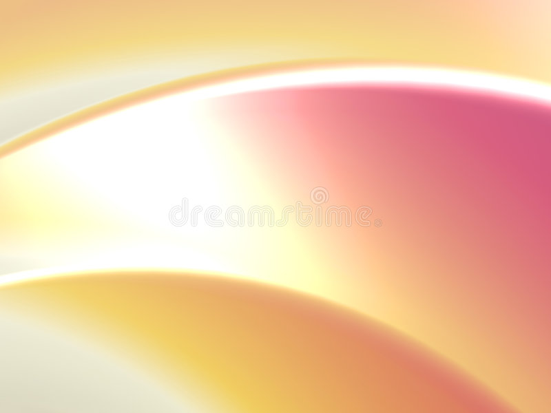 Download Yellow Chrome Background stock illustration. Image of blur - 2319370