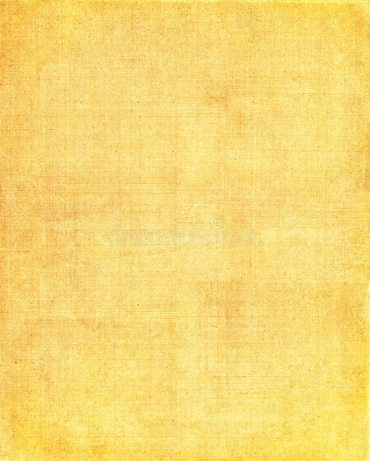 Yellow Cloth Background royalty free stock image