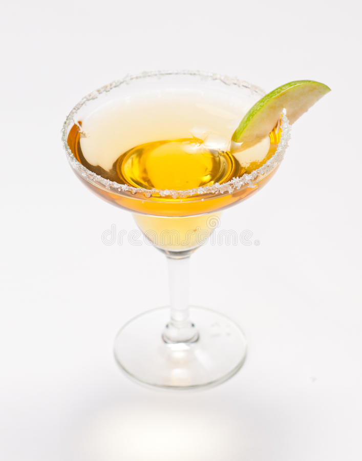 Download Yellow cocktail in glass stock photo. Image of close - 22225278
