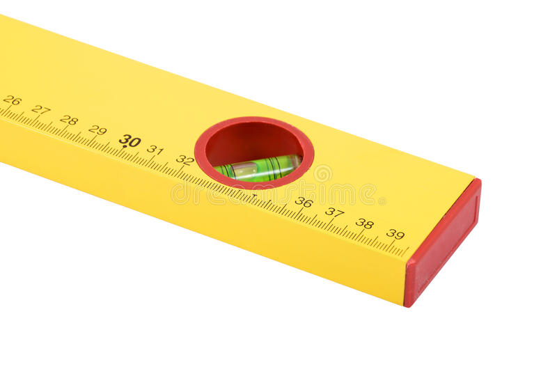 Download Yellow Construction Level Stock Photo - Image: 23452600