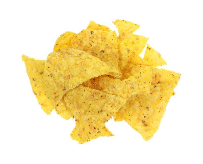 Download Yellow Corn Tortilla Chips Stock Photos - Image: 25704433