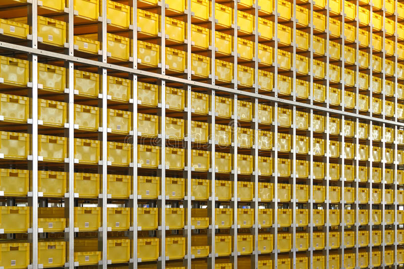 Download Yellow Crates Royalty Free Stock Image - Image: 34128916