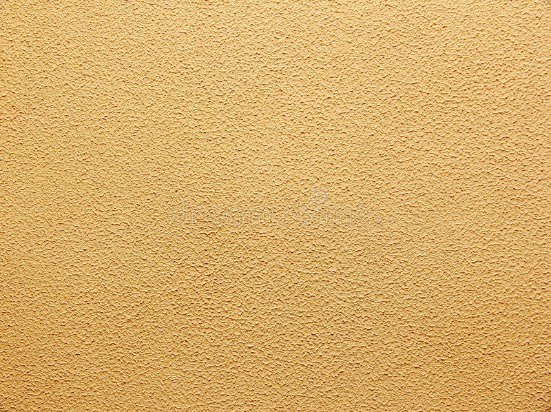 Download Yellow decorative plaster stock image. Image of concrete - 2154907