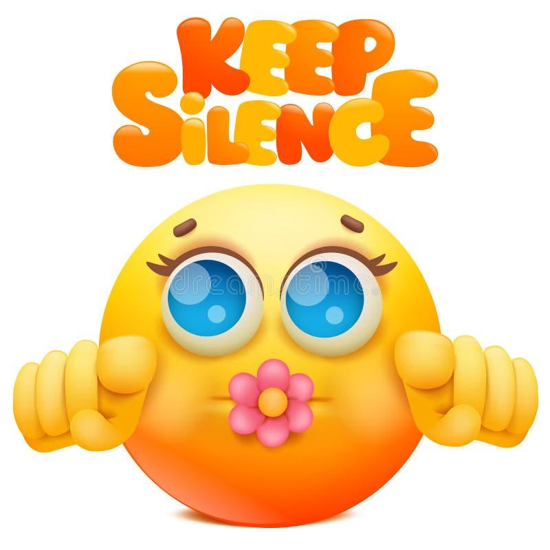 Clip Art Silence